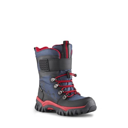 Cougar Youth Turbo 2 Pull On Boot in Navy, 6 US - image 2 de 5