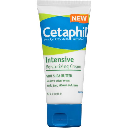 Cetaphil Intensive Moisturizing Cream with Meadowfoam Oil, 3 Oz