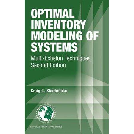 Optimal Inventory Modeling Of Systems Multi Echelon border=