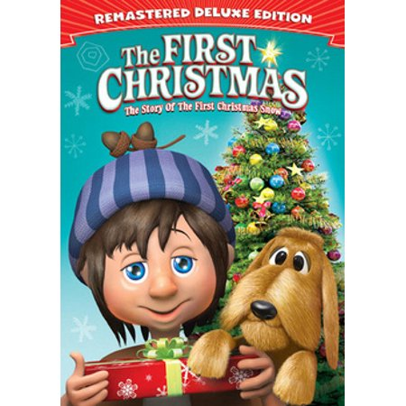 FIRST CHRISTMAS-STORY OF THE CHRISTMAS SNOW-DELUXE ED (DVD) (DVD) for $<!---->