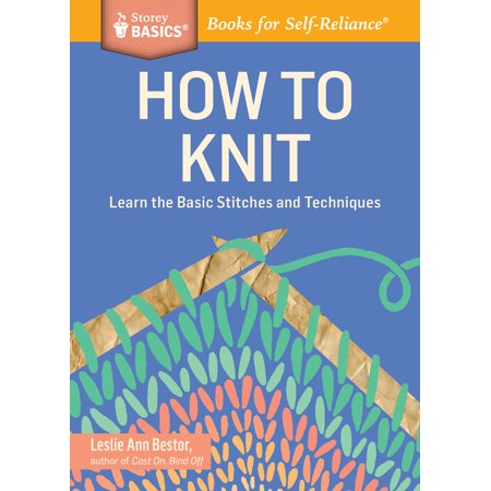 Aran Hand Knit Book - How to Knit - Paperback