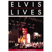 Elvis Lives-25th Anniversary Concert-[08-16-2002]-dvd Amaray (emi Music Distribution) by