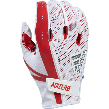 (Adidas Men's Adizero 5-Star 6.0 Football Gloves)
