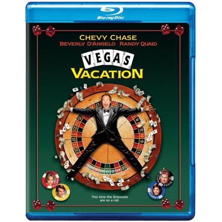 Vegas Vacation (Blu-ray) (Best Topless Vegas Show)