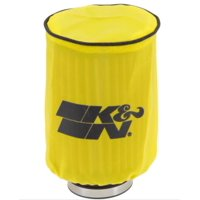 K&N Engineering Drycharger Fits Filter RU-1280 Yellow