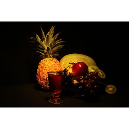 LAMINATED POSTER Cadre Bodegones Fruit Poster Print 24 x 36