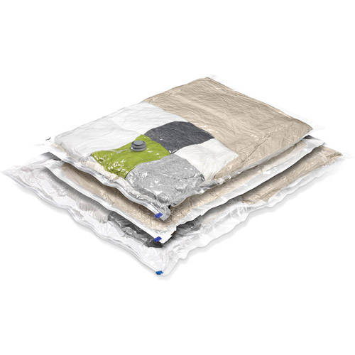 Honey Can Do Combo Storage Vacuum Bags, (Pack of 3)