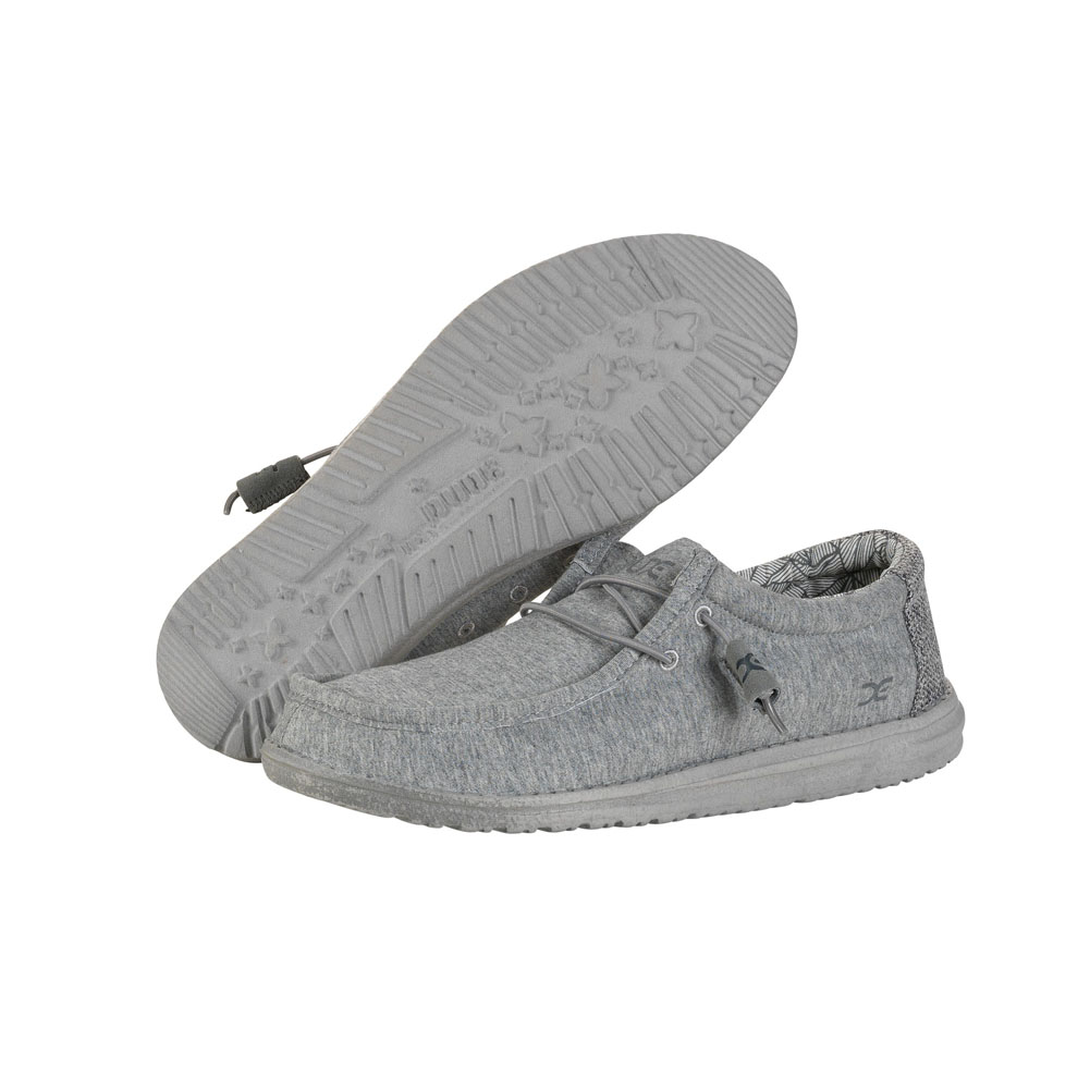 Hey Dude Men's Wally Stretch Loafers