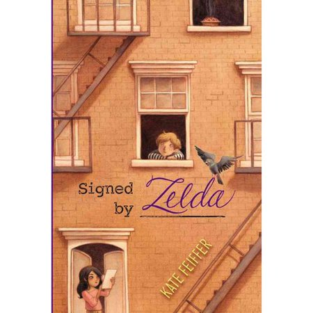 Signed by Zelda