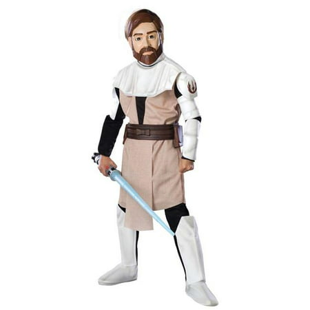 Costumes For All Occasions Ru883197Sm Obi Wan Kenobi Dlx Child Small
