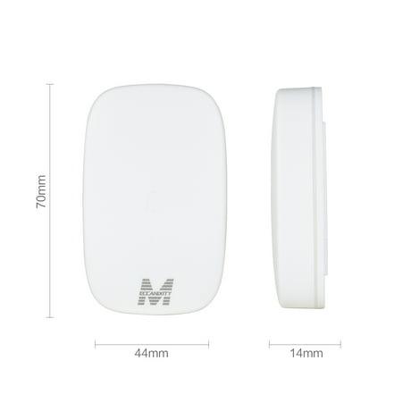 Meccanixity US Plug AC110-130V Wireless Doorbell 2