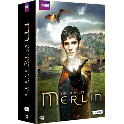 The Adventures Of Merlin: The Complete Series Giftset (Anamorphic Widescreen)