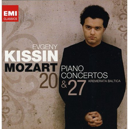 MOZART: PIANO CONCERTOS NOS. 20 & 27 [MOZART, WOLFGANG AMADEUS]