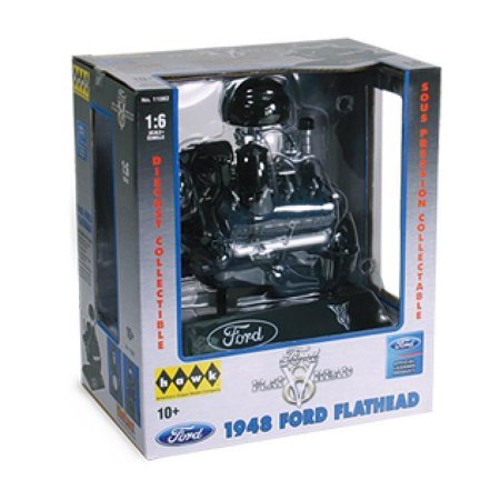 Amc V8 Engine (Lindberg 11082 1:6 Ford Flathead V8 B/U Engine )
