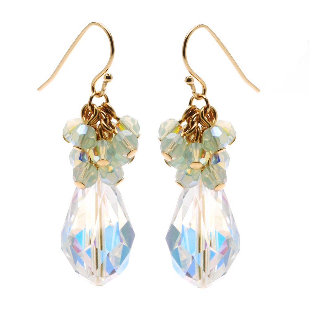 Crystal Decadence Earrings - Exclusive Beadaholique Jewelry Kit