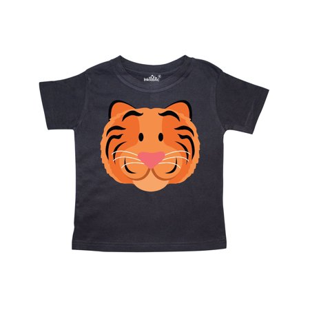Tiger Face Toddler T-Shirt - Toddler Tiger