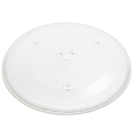 """Replacement General Electric / G.E. JES1039WF001 Microwave Glass Plate - Compatible General Electric / G.E. WB49X10069 Microwave Glass Turntable Tray - 12 1/2"""" (318mm) - image 2 de 3"""