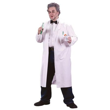Lab Coat Mad Scientist