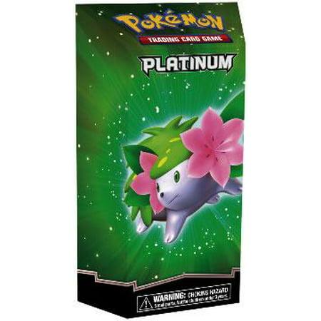 - Pokemon Platinum Flourish Theme Deck