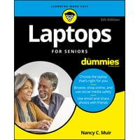 Laptops for Seniors for Dummies (Paperback)