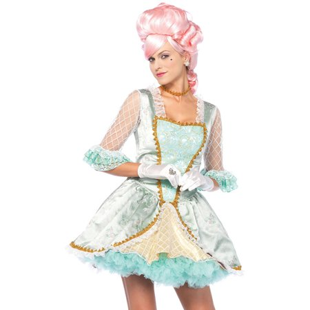 Leg Avenue Adult Deluxe Marie Antoinette 3-Piece Costume
