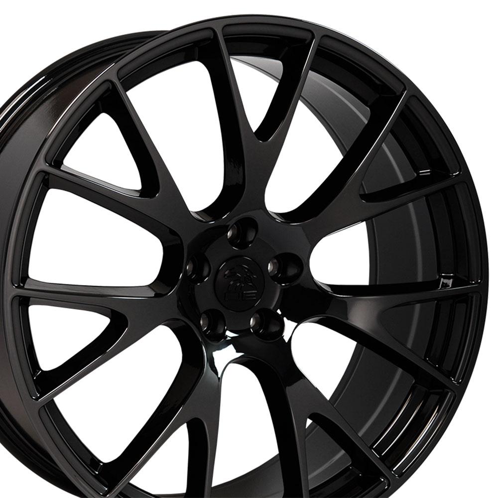Oe Wheels 20 Inch Srt8 Hellcat Style