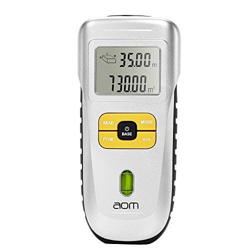 aom 52 Feet 16m LCD Rangefinder Measuring Tester Layout T...