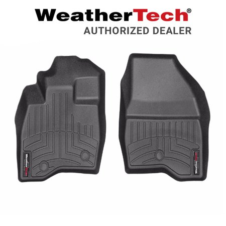 WeatherTech Digital Fit Floor Liner Fits 2017-2019 Ford Explorer - Black