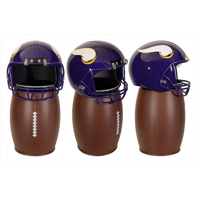 NCAA 83-FGRB165 Minnesota Vikings Collectors Bin