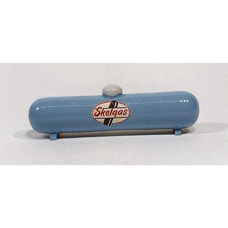JL Innovative Design 361-729 Custom Large Propane Tank Light blue assorted (Innovative Tank)
