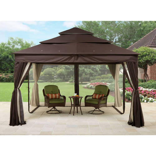 Better Homes and Gardens 12 x 10 ft. Archer Ridge 3-Tier Gazebo by Himark Furniture Industrial Corp Ltd