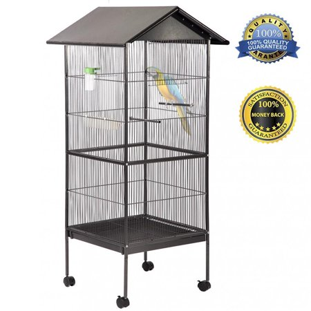 Play Perch - Bird Parrot Cage Stand 61