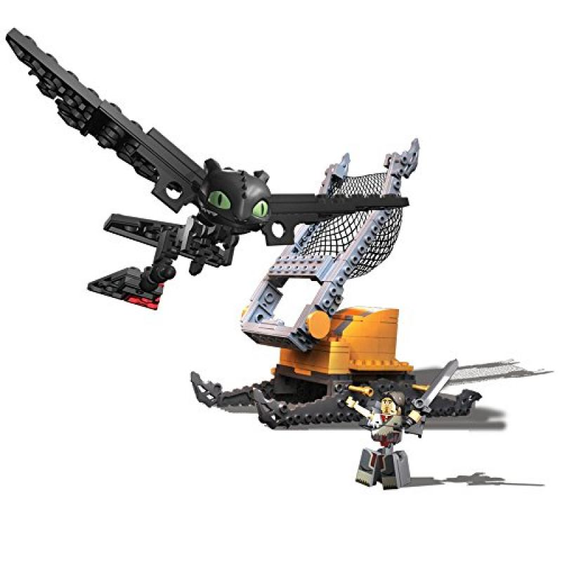 IONIX: How To Train Your Dragon 2 - Toothless Viking Attack