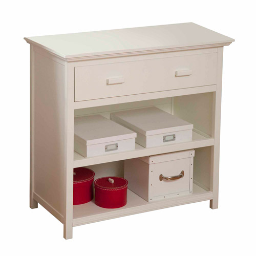 Lolly & Me Delaney Changing Table, White by Lolly %26 Me