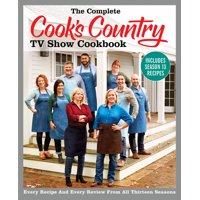 The Complete Cook's Country TV Show Cookbook Includes Season 13 Recipes (Paperback)