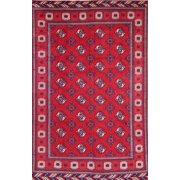 Rugsource 6x9 Balouch Afghan Vintage Hand Made Geometric Traditional Oriental Area Rug 9