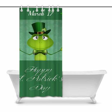 Day Shower Curtain Bathroom Decor