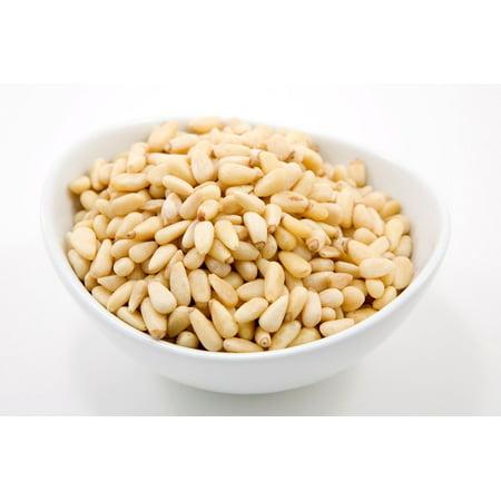Raw Pine Nuts - Pignolias (10 Pound Case) Foods Chinese Pine Nuts