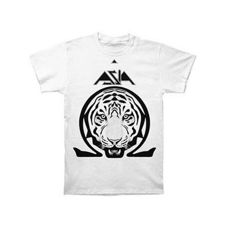 Asia Men's  Omega Slim Fit T-shirt White (Asian Fit)