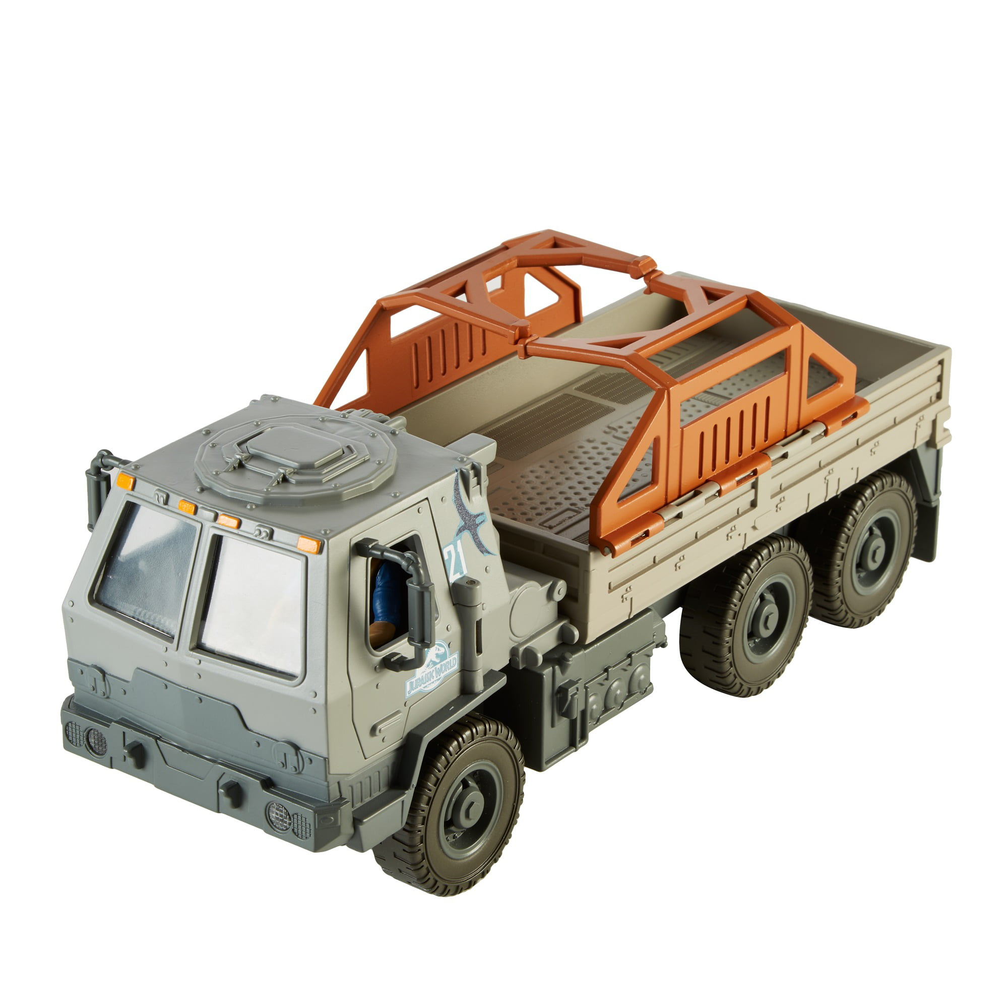 Matchbox Jurassic World Vehicle Off-road Rescue Rig by Mattel