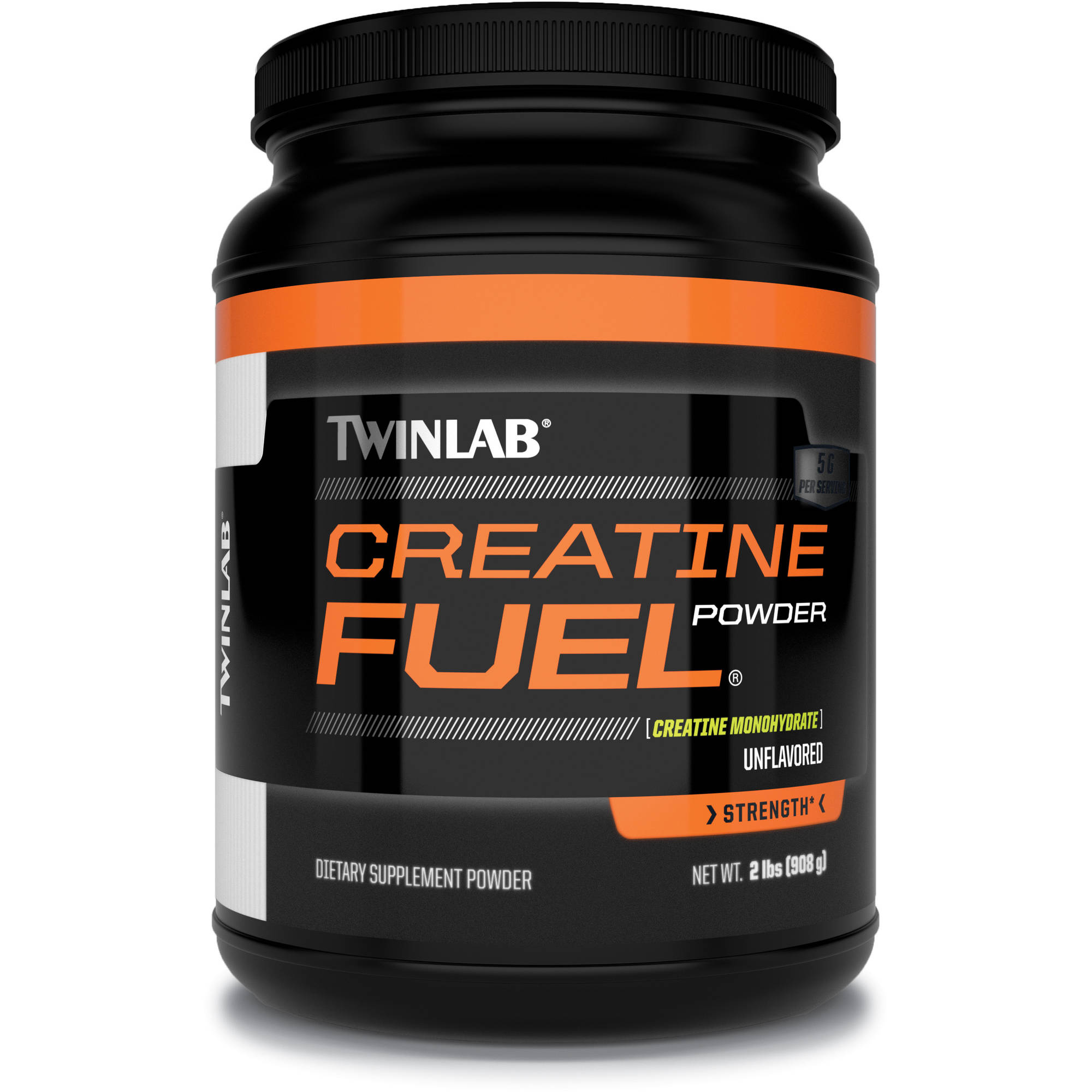 Twinlab Creatine Fuel - Powder - Unflavored - 2 lb