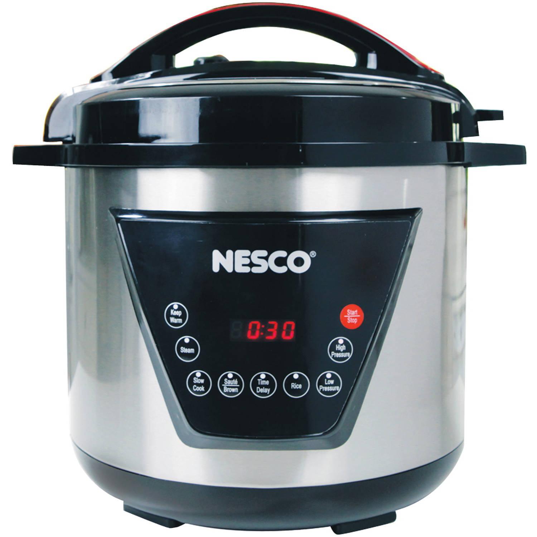 Nesco Pc8-25 Multifunction Pressure Cooker (8 qt)