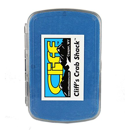 Cliff Outdoors Crab Shack Fly Box