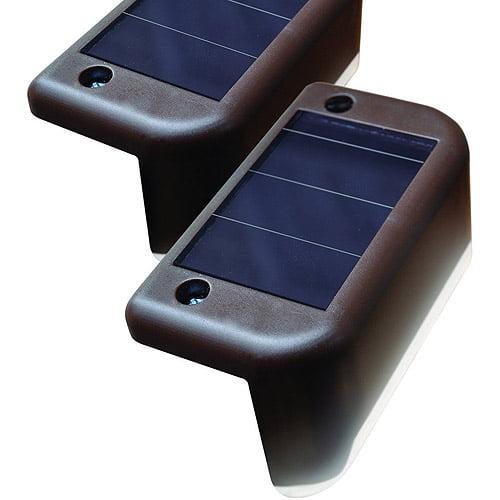 Maxsa Innovations Solar Deck Light