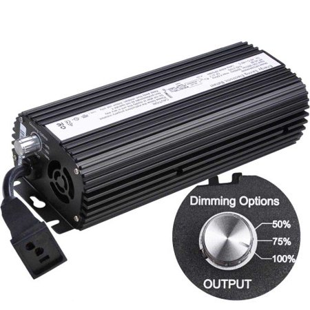 Hps 600w Magnetic Ballast (600w Digital Electronic Dimmable Ballast for MH HPS Grow Light System)