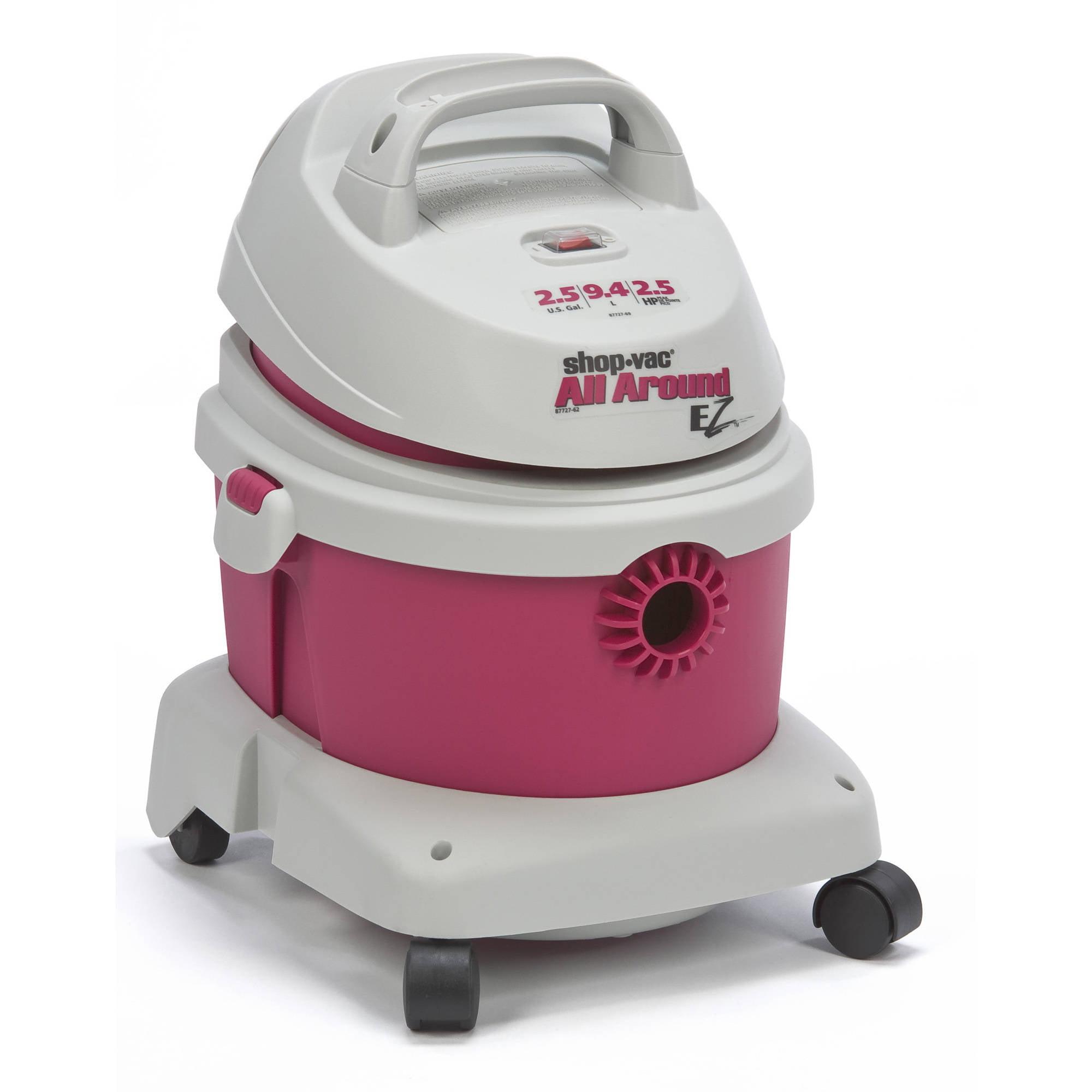 Shop-Vac 2.5-Gallon All Around Wet/Dry Vacuum