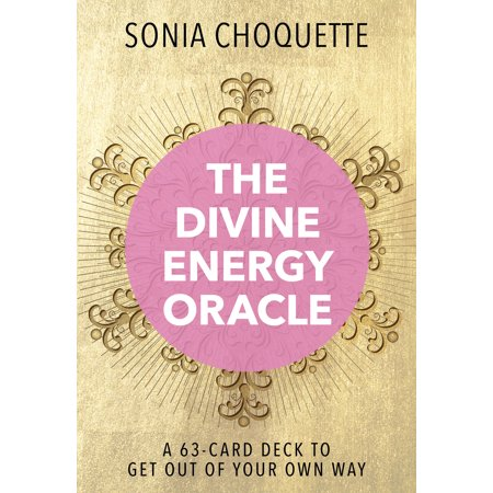 The Divine Energy Oracle : A 63-Card Deck to Get Out of Your Own (Best Way To Get Expired Listings)