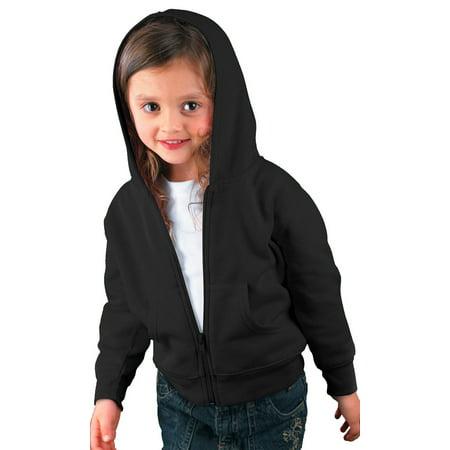 Rabbit Skins Toddler's Full-Zip Fleece -