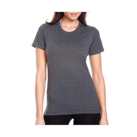 Lilac Ice Apparel - Next Level Apparel Women's Tear Away Label Crewneck T-Shirt, Style NL6610