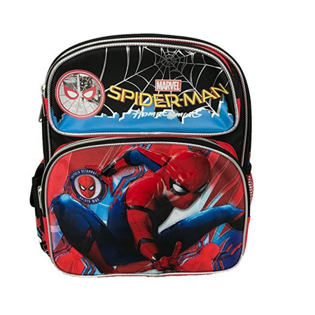 Small Backpack - Spiderman - Home Coming School Bag New 694791 (Spider Man Bag)